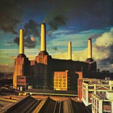Animals by Pink Floyd album cover