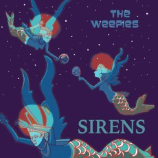 """Album cover """"Sirens"""" by The Weepies"""