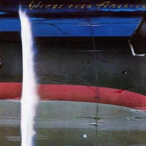 Wings Over America album cover