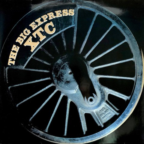Album cover: XTC's the Big Express