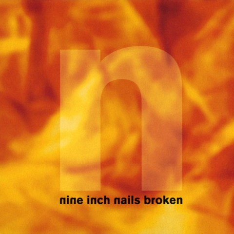Cover for Broken by Nine Inch Nails