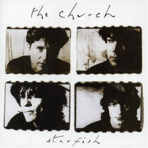 Starfish by The Church (album cover)