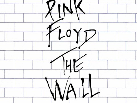 """Album cover: """"The Wall"""" by Pink Floyd"""