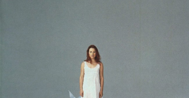 Album Cover: Tori Amos Under the Pink