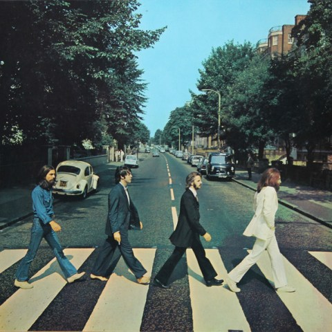 """Abbey Road"" album cover"
