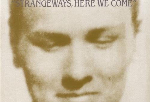 """""""Strangeways, Here we Come"""" by the Smiths (album cover)"""