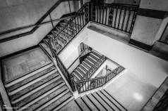 Stairwell inside Harrods