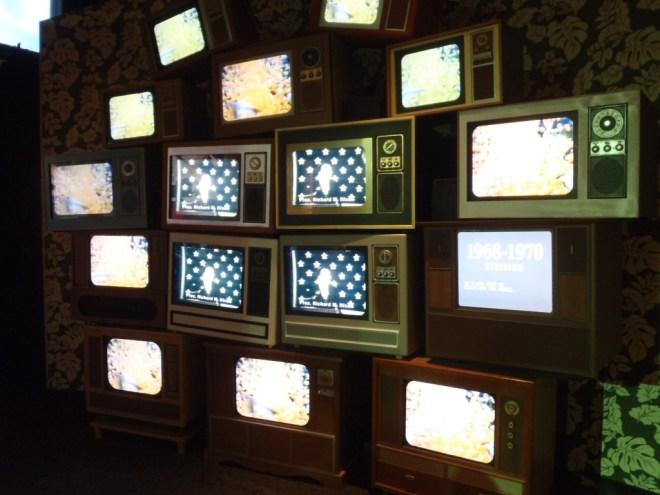 Vietnam TV Wall