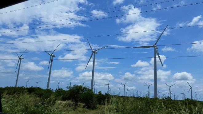 Juchitan wind farm
