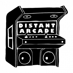 Distant Arcade logo