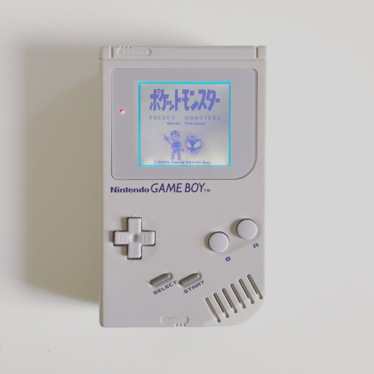 A Gameboy DMG