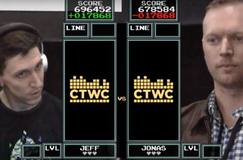 2016 Classic Tetris World Championship Final