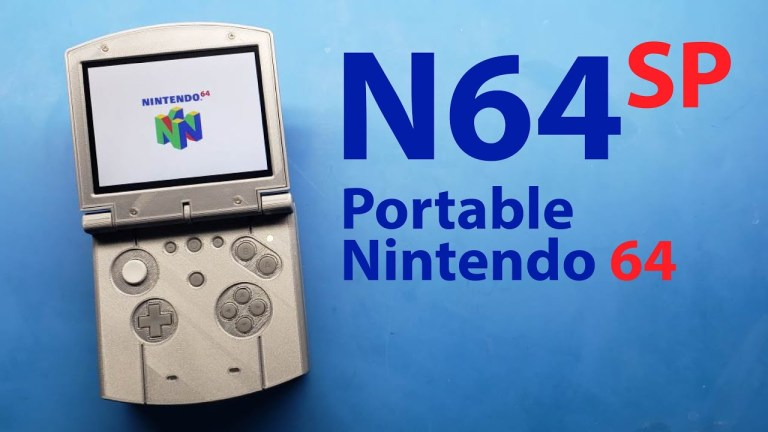 the n64 sp