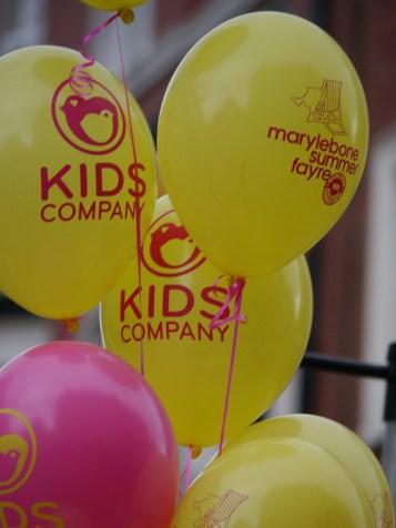 kids company balloons