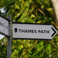 Thames Path: Chiswick Mall