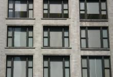 Chicago School window grid