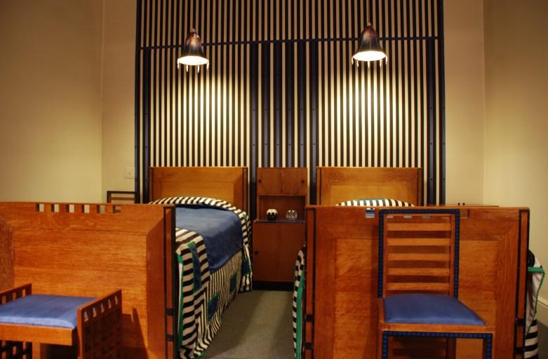 Bedroom Furniture by Charles Rennie Mackintosh