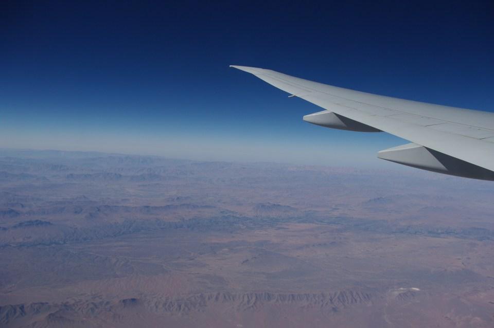 In-flight style