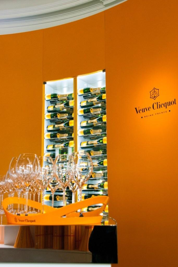 Veuve Clicquot Tasting Room