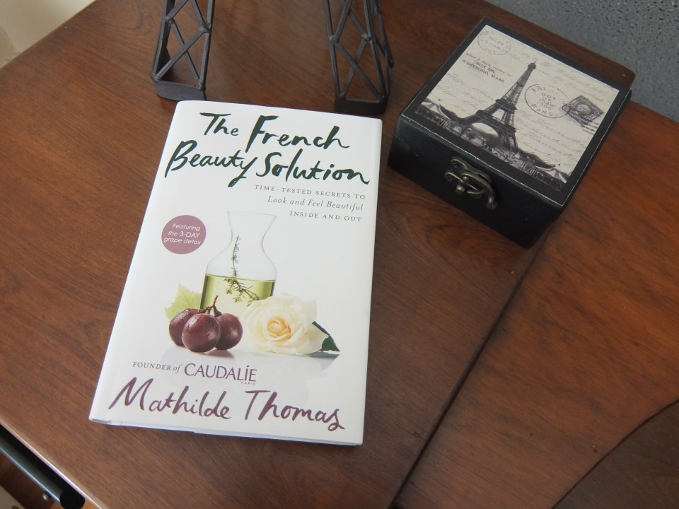Mathilde Thomas' The French Beauty Solution