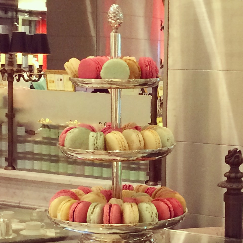 Master a French classic - Macarons