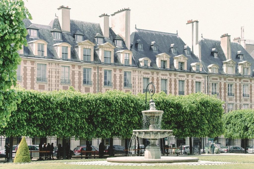 Paris in July