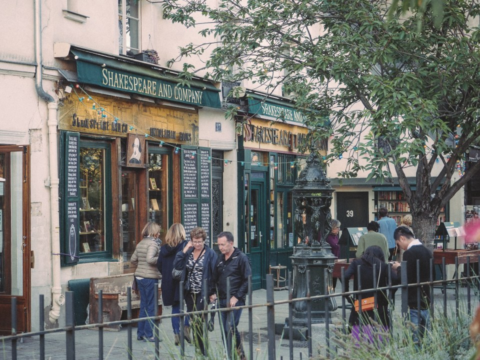 French Inspired Reading List