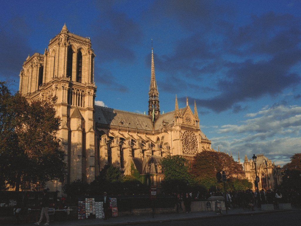 The enduring appeal of Paris