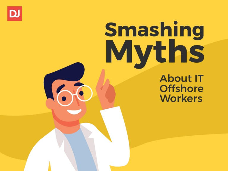 Smashing IT Offshore Worker Myths