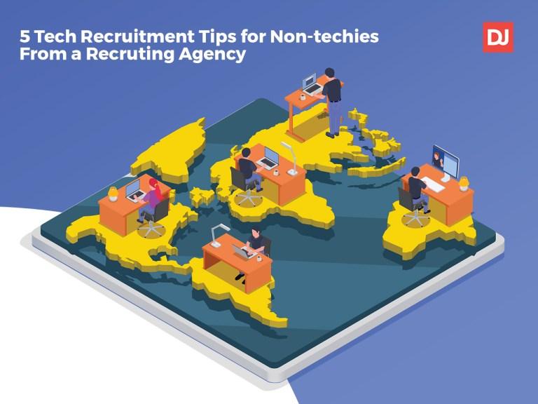 tech recruitment tips for non techies