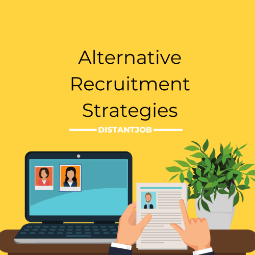 alternative recruitment strategies