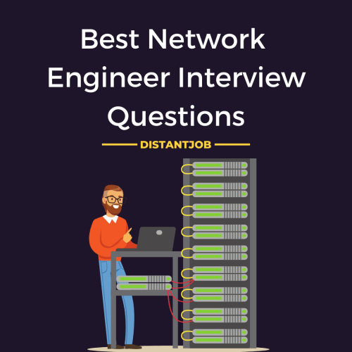 best network engineer interview questions