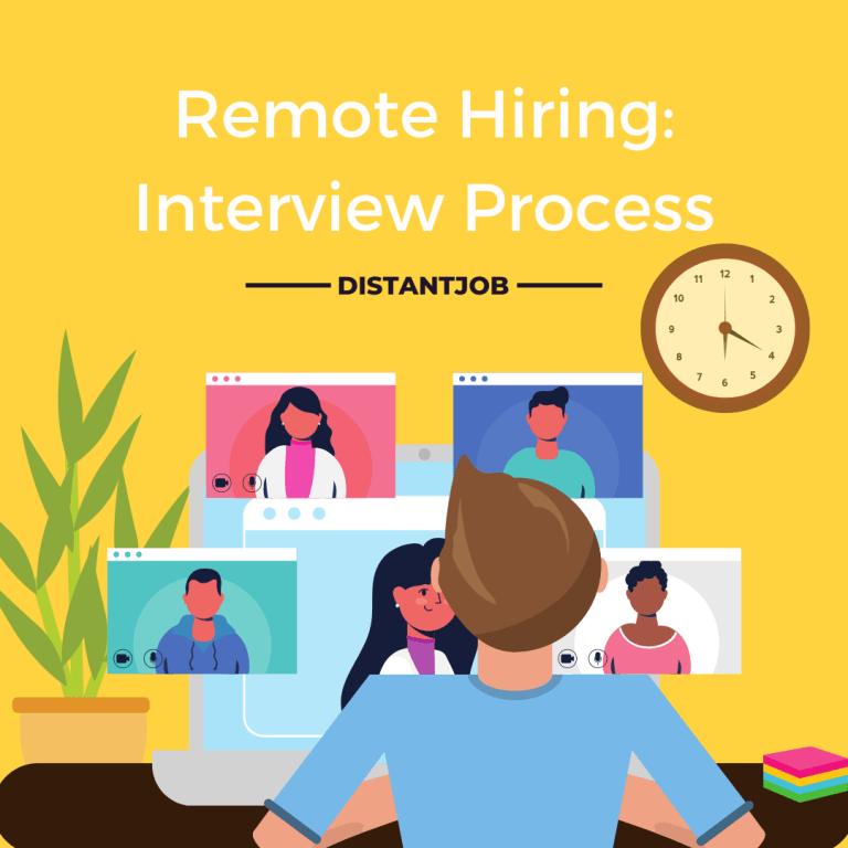 Remote Hiring Interview Process