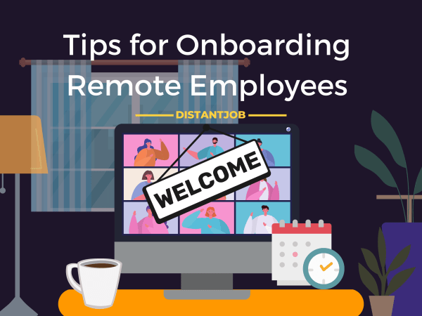Onboarding Remote Employees