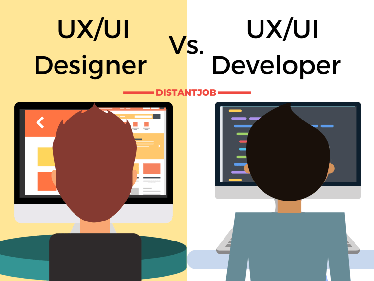 UI UX developer UI UX designer