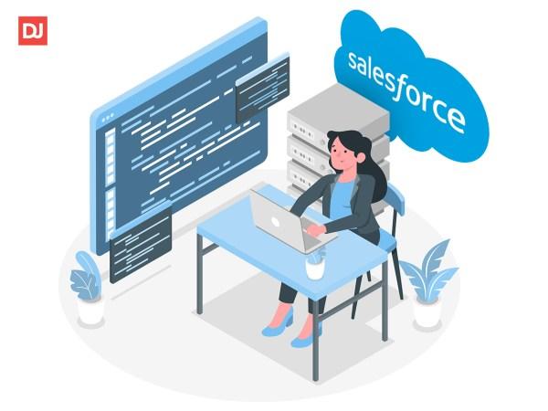 Hire a salesforce developer
