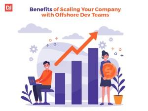 offshore development team benefits
