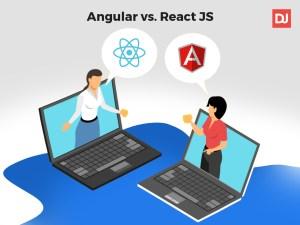 Angular vs. React JS