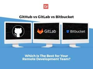 GitHub vs GitLab vs Bitbucket