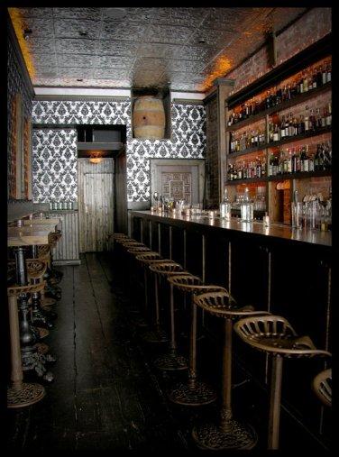 bourbon & branch | distantlocals.com