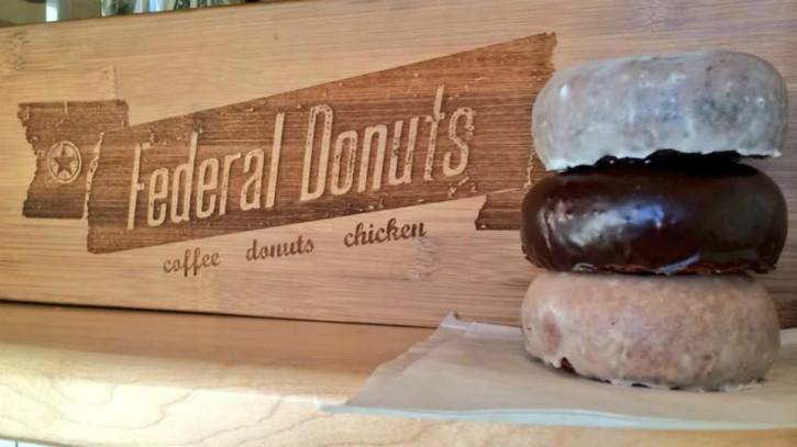 federal donuts | distantlocals.com