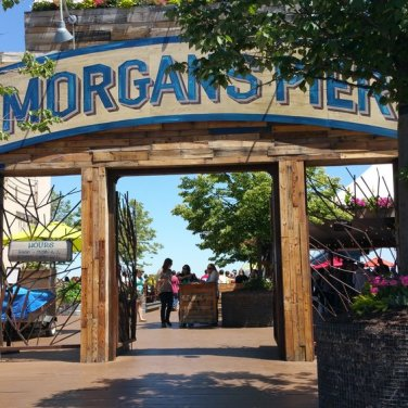 morgan's pier | distantlocals.com