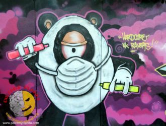 raver-panda