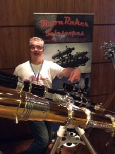 Mark Turner of Moonraker