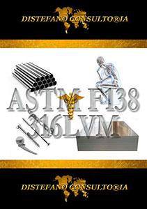 Aço Inox 316LVM