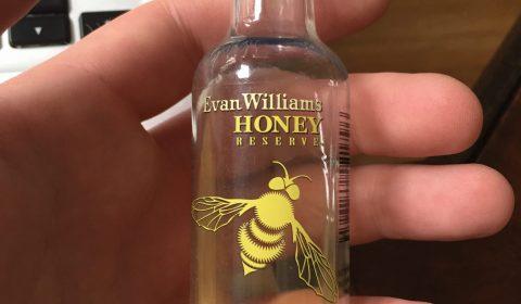Evan Williams Honey Reserve