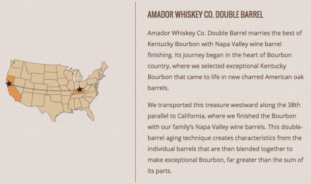 Amador Double Barrel Description