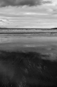 Inch Beach Reflections