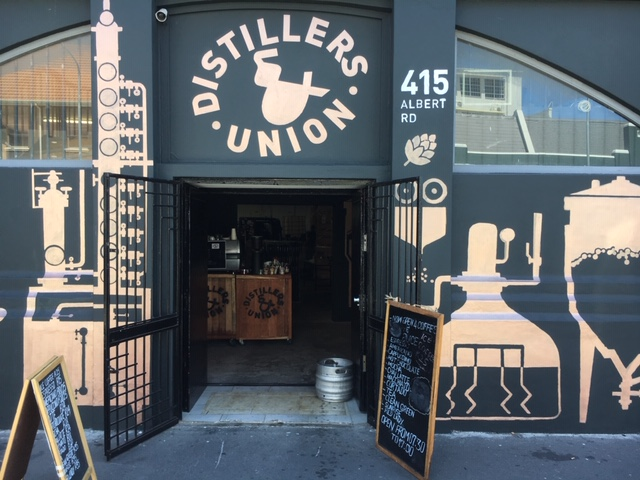 Distillers Union