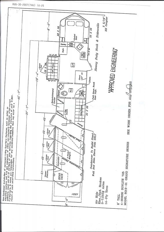 diagram wiring diagram for featherlite gooseneck full
